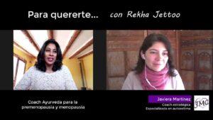 Entrevista Rekha Jettoo