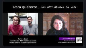 Entrevista NM Moldea tu vida