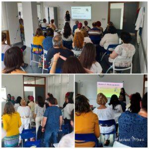 Taller 8 de desarrollo personal en Centro Cívico Casa Cuna