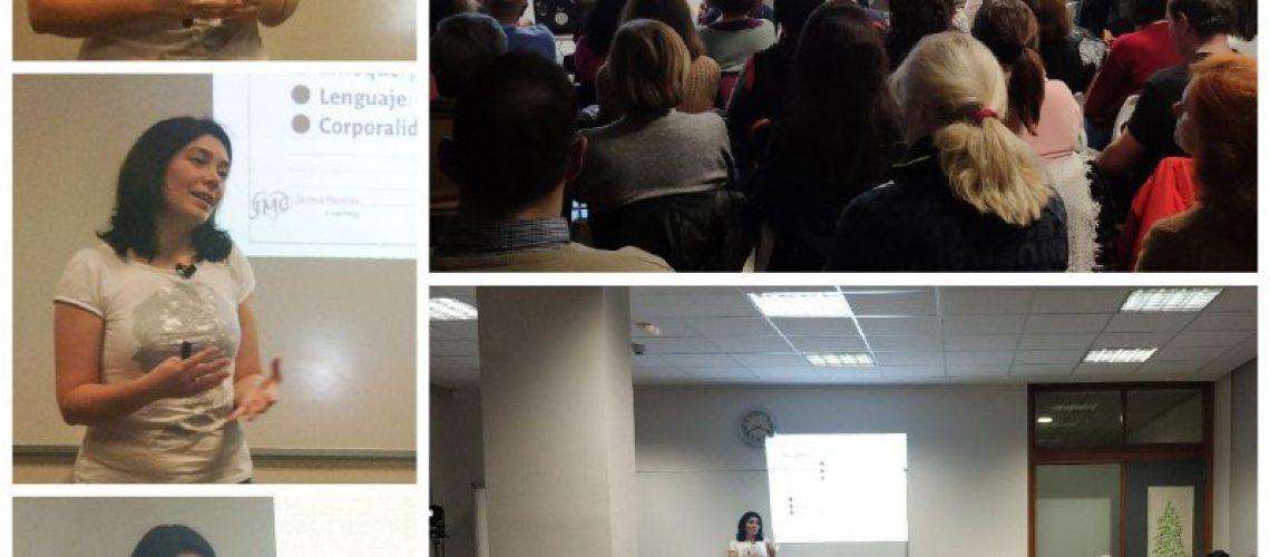 Fotos del taller número 3 de desarrollo personal
