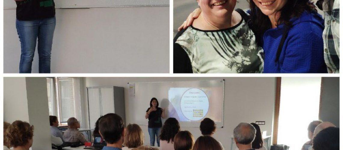 Taller 7 de desarrollo personal en Centro Cívico Casa Cuna